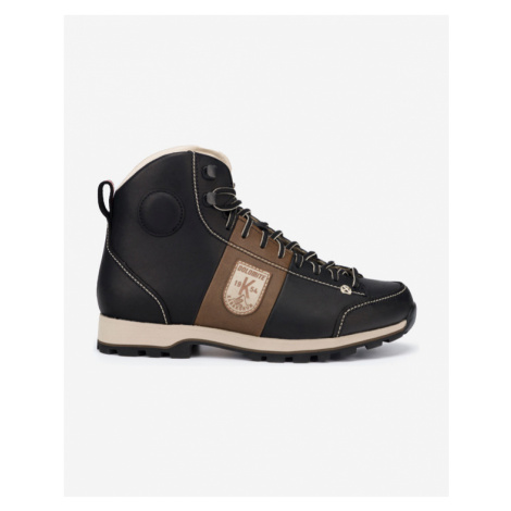 Dolomite 54 Karakorum Členková obuv Čierna