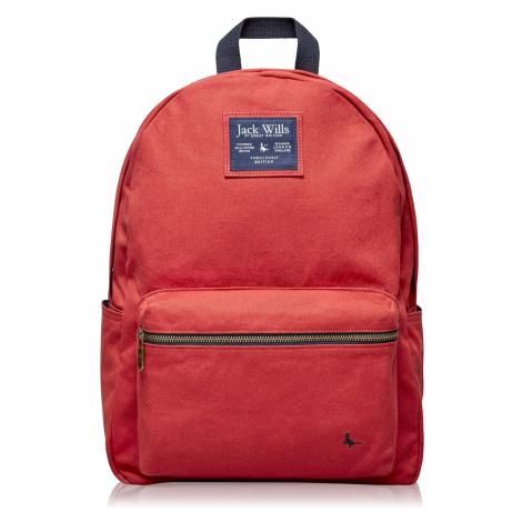 Jack Wills Stanley Canvas Backpack