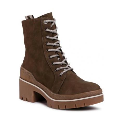 Šnurovacia obuv Jenny Fairy WS5205-01 Imitácia kože/-Imitácia kože