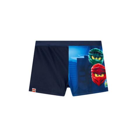 LEGO Wear Plavky 12010139 Tmavomodrá