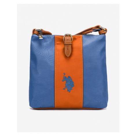 U.S. Polo Assn Patterson Cross body bag Modrá