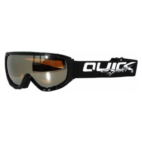 Quick ASG-067 čierna - Lyžiarske okuliare