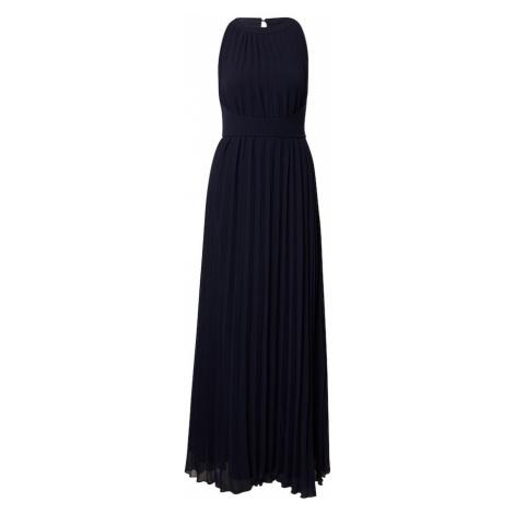 APART Večerné šaty  tmavomodrá