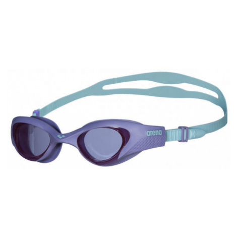 Arena THE ONE WOMAN fialová - Dámske plavecké okuliare