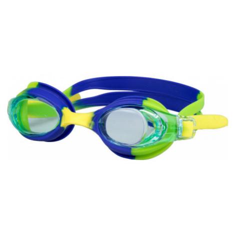 Miton YAM JR zelená - Detské plavecké okuliare