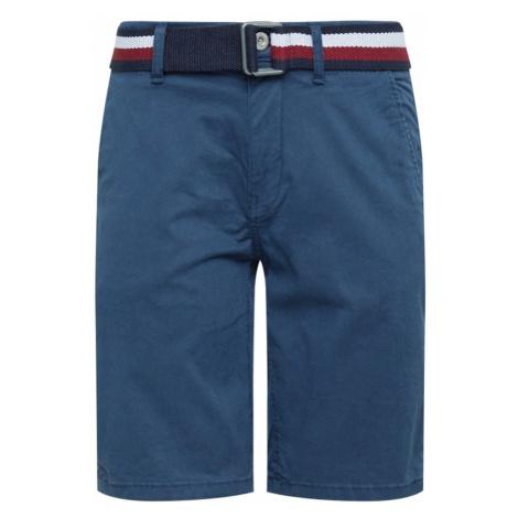 Lindbergh Chino nohavice  námornícka modrá