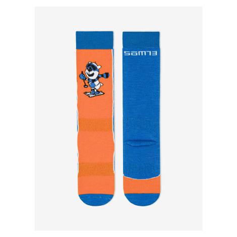 Matanuska Ponožky dětské Sam 73 Oranžová