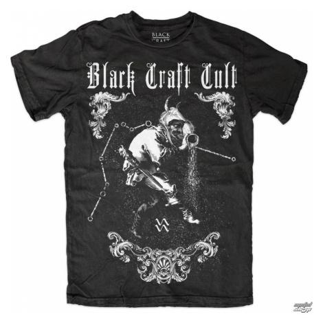 tričko BLACK CRAFT Aquarius Čierna