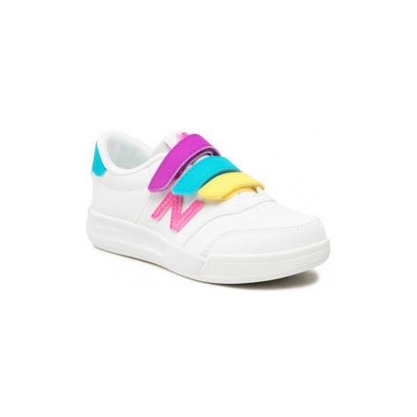 New Balance Sneakersy PVCT60KL Biela