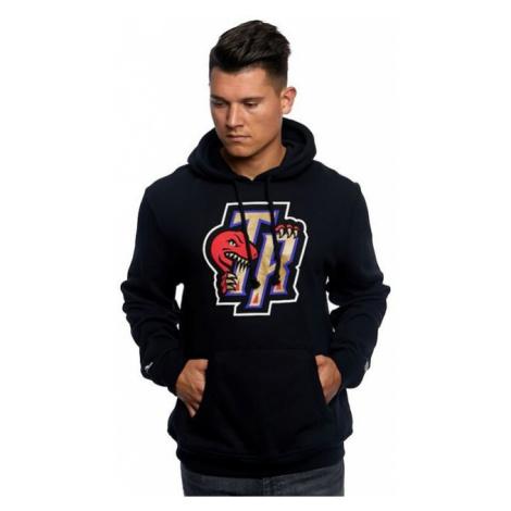 Mitchell & Ness sweatshirt Toronto Raptors Gold Bite Hoody black - Veľkosť:3XL