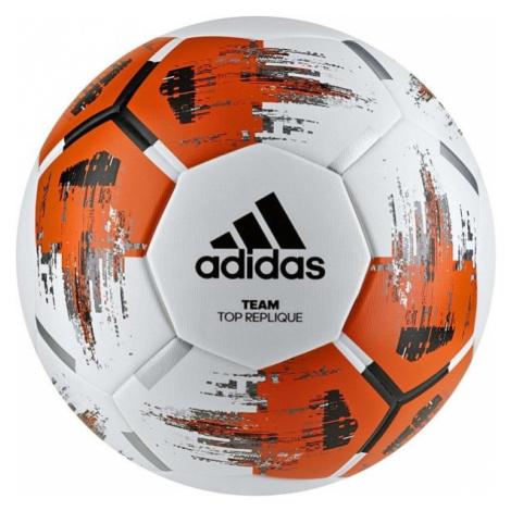 adidas TEAM TOPREPLIQUE biela - Futbalová lopta