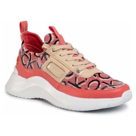 Sneakersy CALVIN KLEIN - Ultra B4E7970 Coral