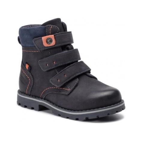 Šnurovacia obuv Lasocki Kids CI12-2122-04 Prírodná koža(useň) - Zamš