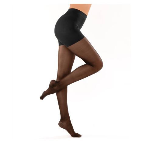 Blancheporte Pančuchové nohavičky, 70 DEN, sada 2 ks čierna