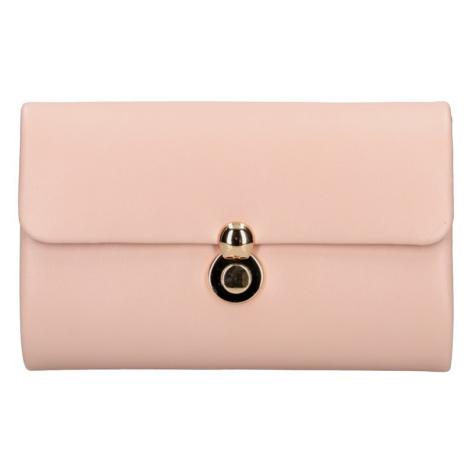 Dámska listová kabelka Michelle Moon Wenna- ružová