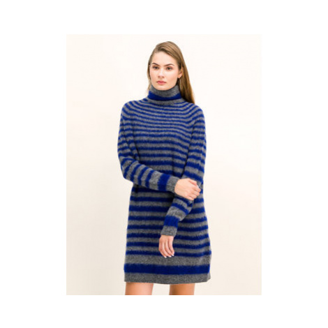 Sportmax Code Úpletové šaty Fulcro 73260395 Farebná Regular Fit