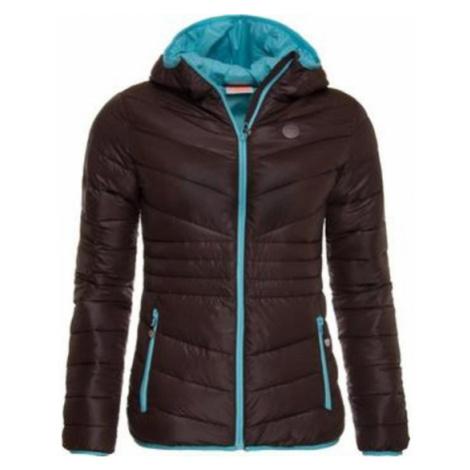 Dámska zimný bunda Nordblanc Glamor NBWJL6429_THE