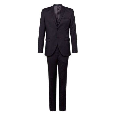 JACK & JONES Oblek 'JPRSOLARIS'  čierna