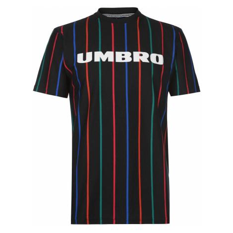 Umbro Malone Stripe T Shirt