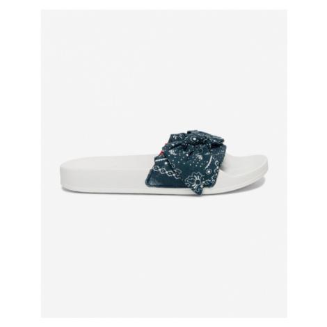 Levi's® Šľapky Modrá Biela Levi´s