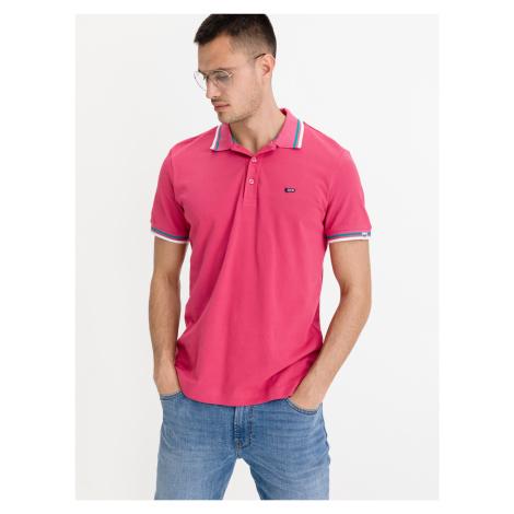 Ralph Polo triko GAS Růžová