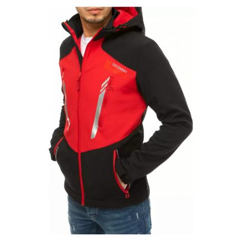 Men´s black softshell jacket TX3645 DStreet