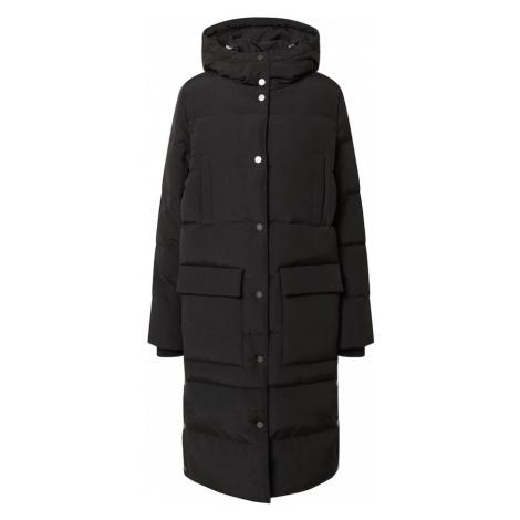 SELECTED FEMME Zimný kabát  čierna