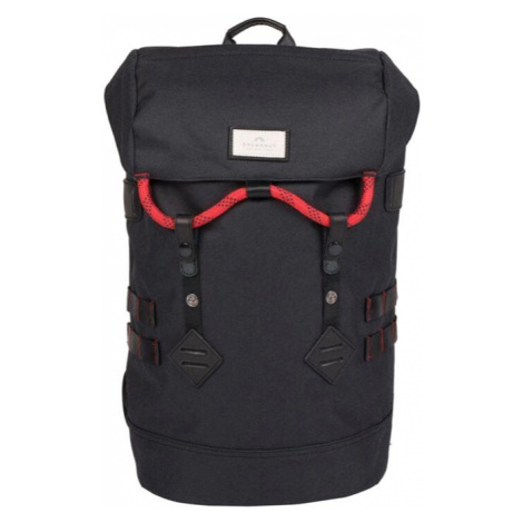 Doughnut Colorado Accents Series Black X Red-One size čierne D104BB-0382-F-One size