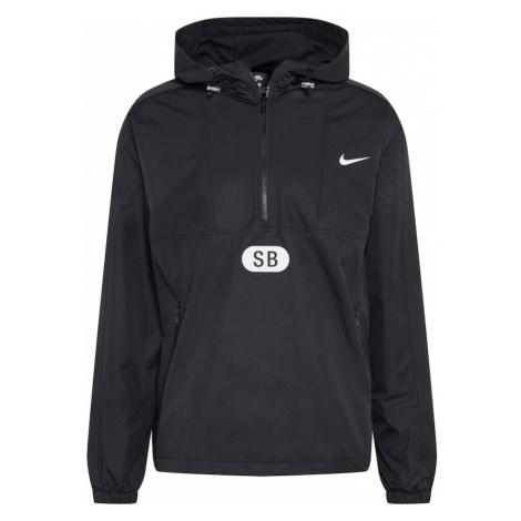 Nike SB Prechodná bunda  čierna