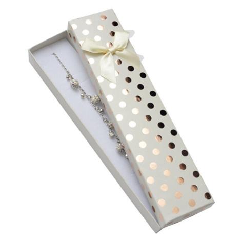JK Box Darčeková krabička na náhrdelník alebo náramok KC-9 / A20 JKbox