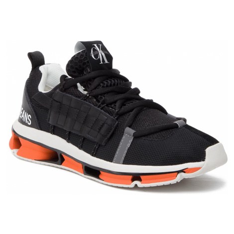 Sneakersy CALVIN KLEIN JEANS - Lex S0589 Black