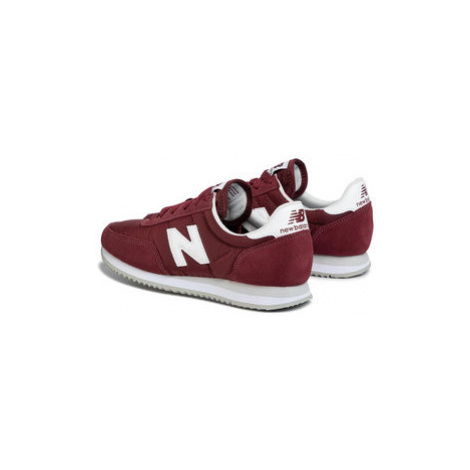 New Balance Sneakersy UL720AC Bordová