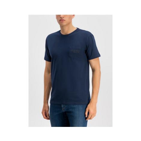 Trussardi Jeans Tričko 52T00266 Tmavomodrá Regular Fit