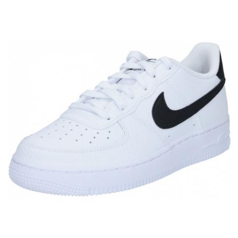 Nike Sportswear Tenisky 'Air Force 1'  biela / čierna