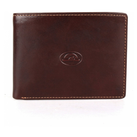 Tony Perotti Pánska kožená peňaženka Italico 537 - tmavě hnědá