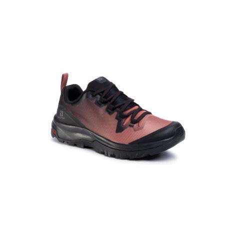 Salomon Trekingová obuv Vaya 409823 22 V0 Ružová