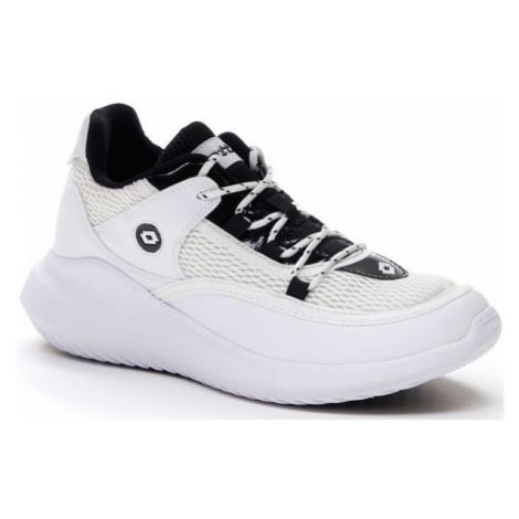 Lotto SMART IV AMF W biela - Dámska voľnočasová obuv