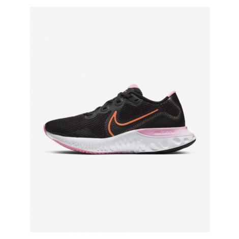 Nike Renew Run Tenisky Čierna Ružová