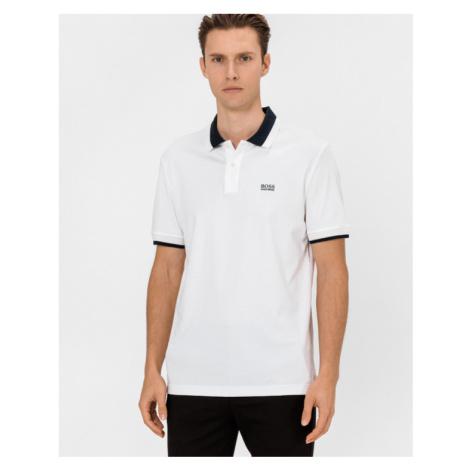 BOSS Parlay 88 Polo tričko Biela Hugo Boss