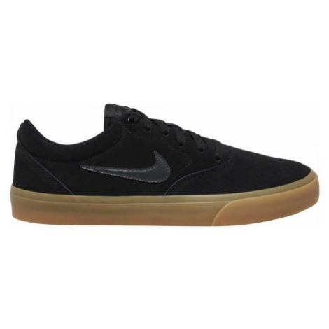 Nike SB CHARGE SUEDE čierna - Pánske tenisky