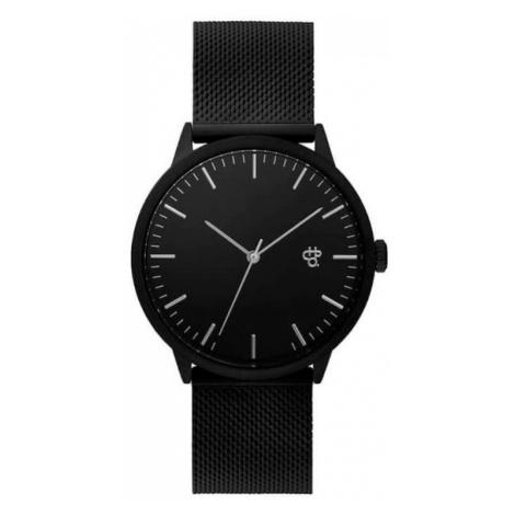 CHPO Nando Black Silver-One size čierne 14232TT-One size