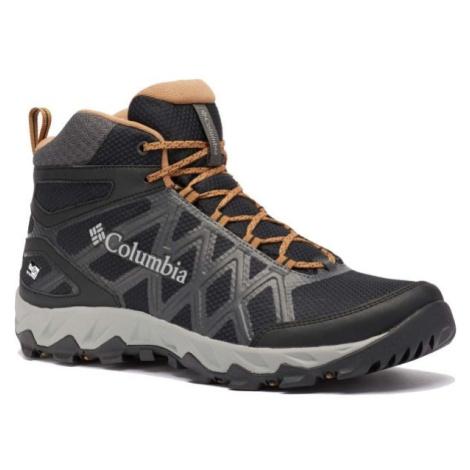 Columbia PEAKFREAK X2 MID OUTDRY čierna - Pánska outdoorová obuv