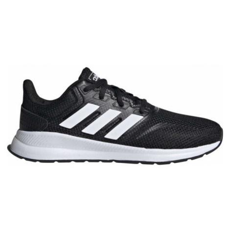 adidas RUNFALCON K čierna - Detská bežecká obuv