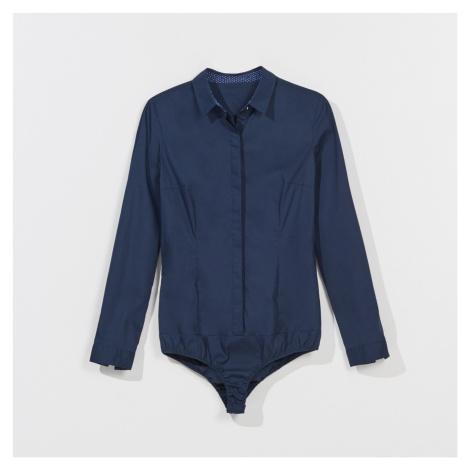 Mohito - Košeľa typu body - Modrá