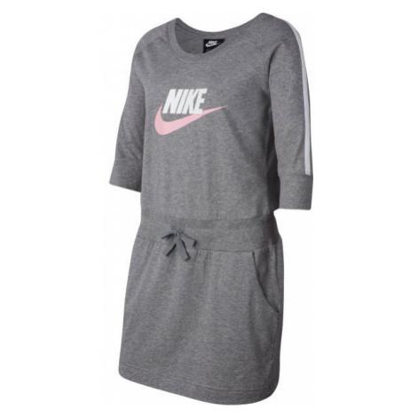 Nike NSW SPORTSWEAR GYM VINTAGE G - Dievčenské šaty