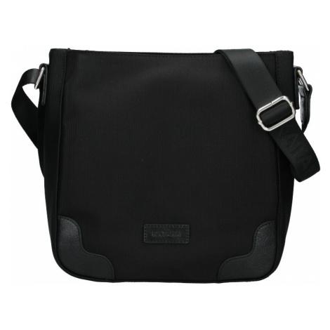 Dámska crosbody kabelka Katana Runa - černá