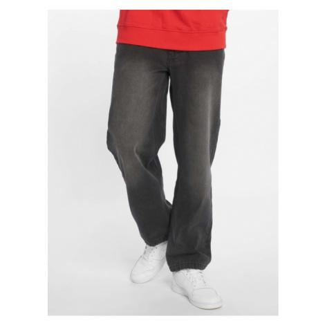 Ecko Unltd. / Loose Fit Jeans Globe Grid in black - Veľkosť:W 46 L 34