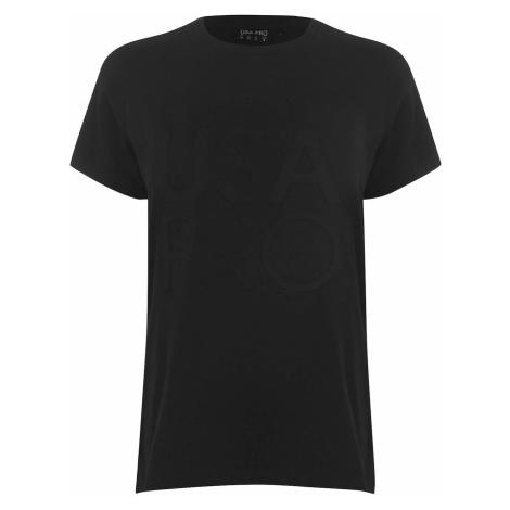 USA Pro Long Line T-Shirt Womens