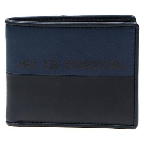 Peňaženka La Martina Man Wallet Aron La Martina Black