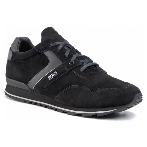 Sneakersy BOSS - Parkour 50422401 10223357 01 Black 001 Hugo Boss